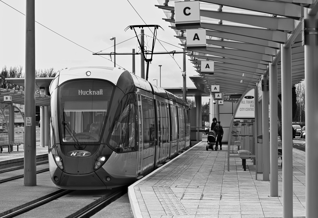 Mick and Stuart's Tram by phil_howcroft