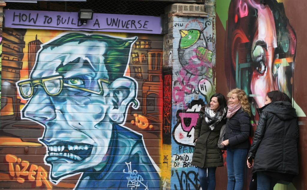 OCOLOM Day 18 More Grafitti by judithdeacon