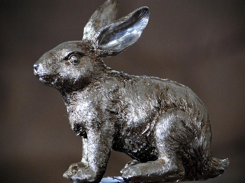 Not Quite the Velveteen Rabbit by genealogygenie