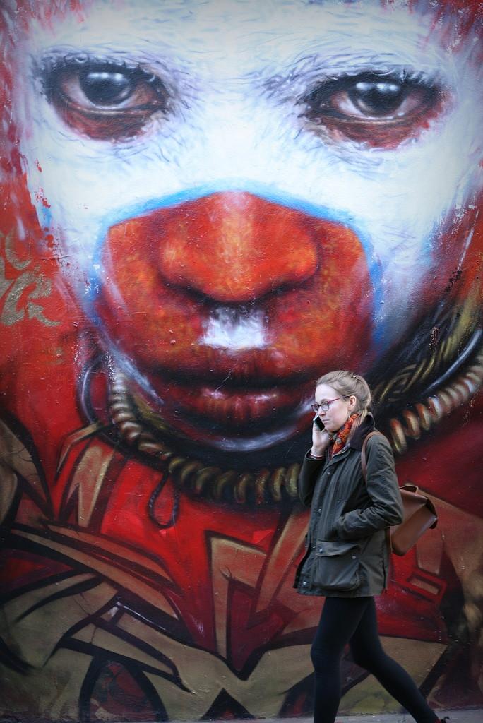 OCOLOM 21 The final grafitti by judithdeacon