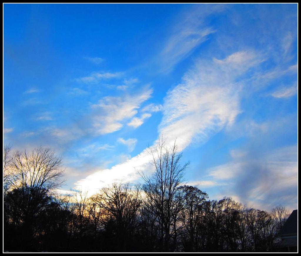 December Sky by allie912