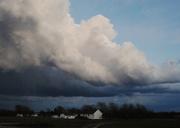 22nd Mar 2016 - Think It'll Rain?
