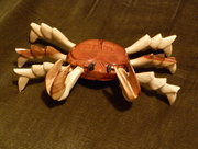 22nd Mar 2016 - wooden crab