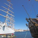 Tall ships at Sète (2) by laroque