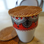25th Mar 2016 - Stroopwafel