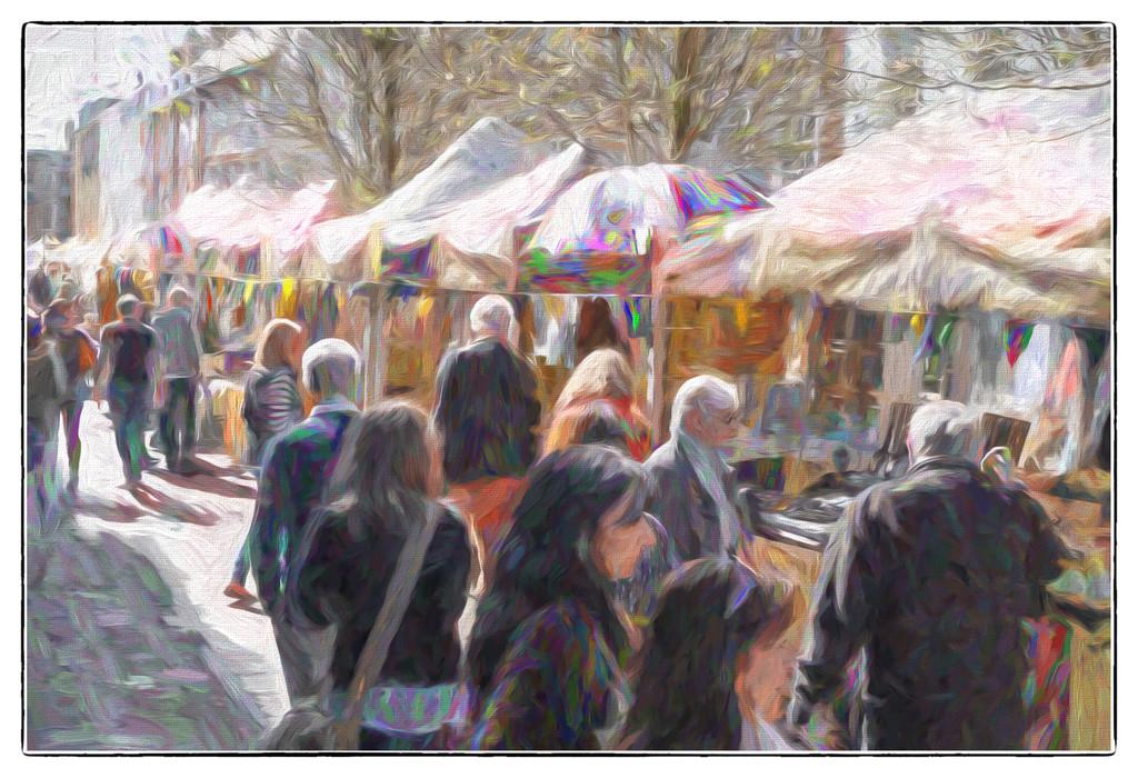 Easter Market (Worcester) © Clive Haynes by clive_crhfoto