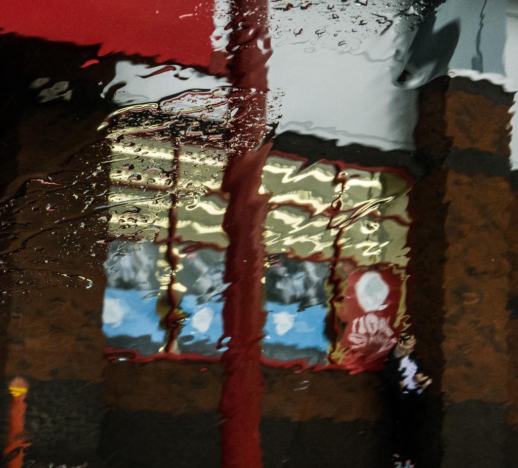 Framed Rain © Gill Haynes by gill_h