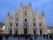 30th Nov 2010 - Duomo in Milan, Italy