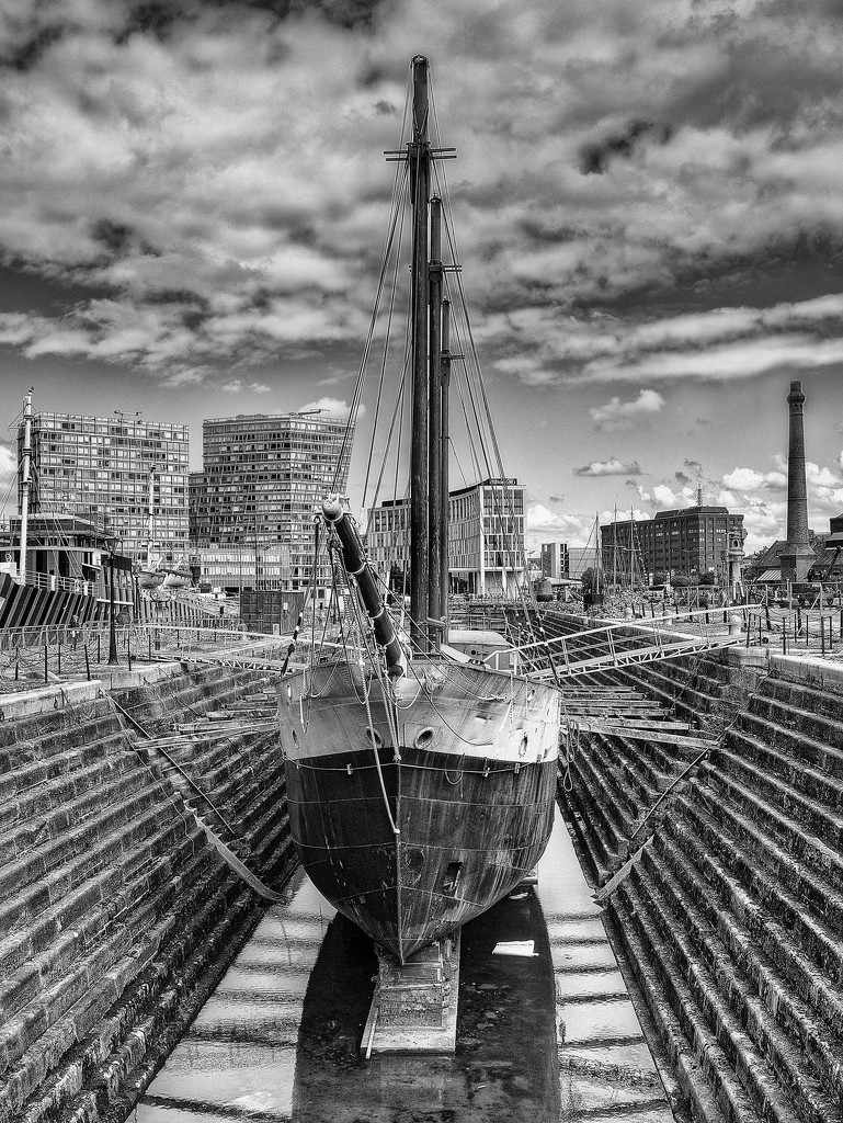 Dry Dock. by gamelee