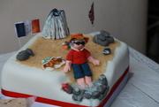 27th Mar 2016 - Retirement cake