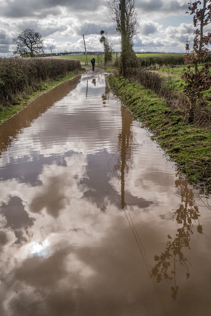 Doverdale Flood © Gill Haynes by gill_h
