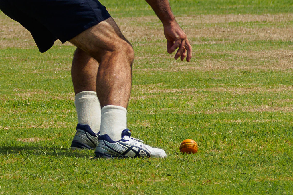 At a Cricket Match by fotoblah