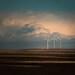 Windmill's Backdrop by bokehdot