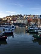 18th Mar 2016 - Bristol marina