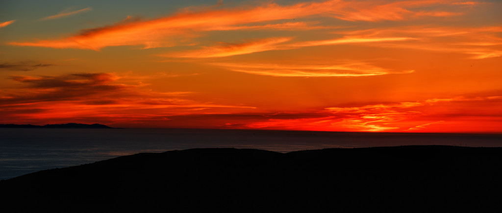 West Coast Sunset by stray_shooter