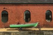 6th Apr 2016 - Little green boat