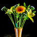 Vase and Flowers by tosee