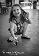 8th Apr 2016 - My beautiful God daughter.