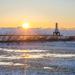 Spring Sunrise in Wisconsin