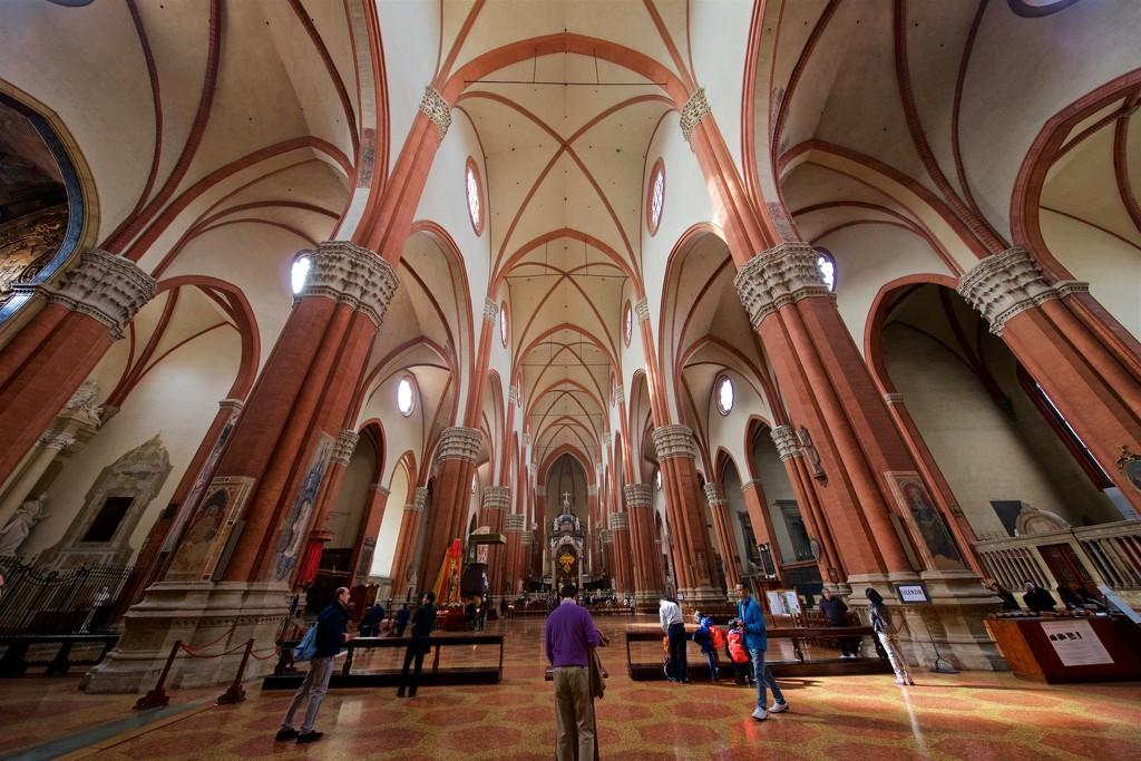 San Petronio Basilica by jyokota