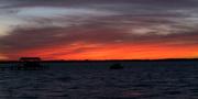 9th Apr 2016 - Sunset on the St John's