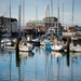 Weymouth Harbour Blues by dorsethelen