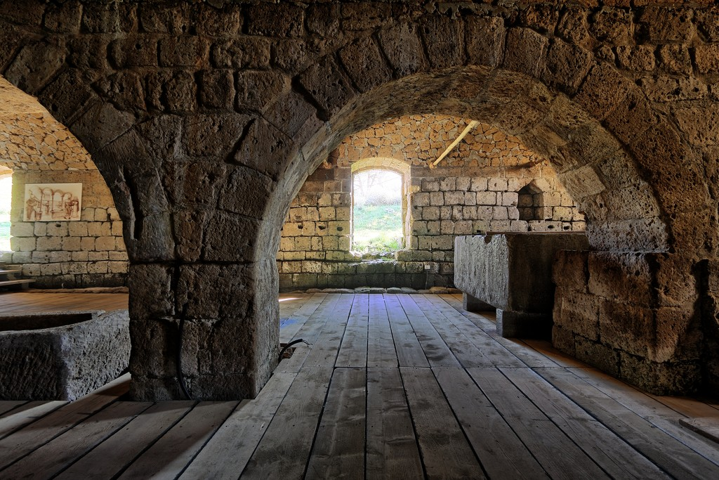 The basement of the abbey by spectrum