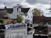 16th Apr 2016 - Bridgewater Canal