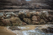 18th Apr 2016 - Rocks and water