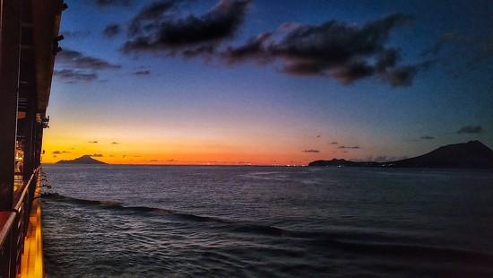 Last Caribbean Sunset by sbolden