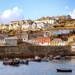 Mevagissey outer harbour by swillinbillyflynn