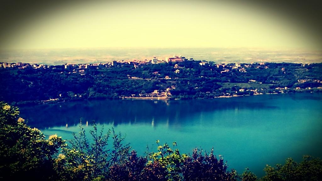 Lake Albano by frappa77