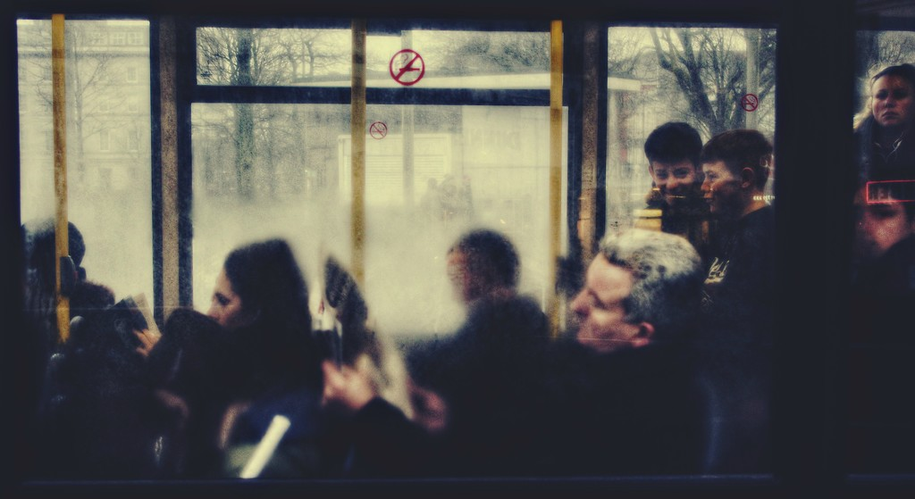 On the bus by jack4john