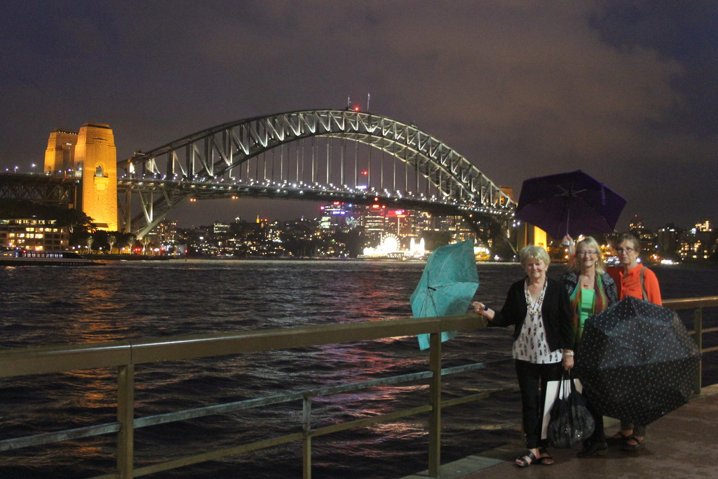 And yes - it's the Brolly girls in Sydney :) by gilbertwood