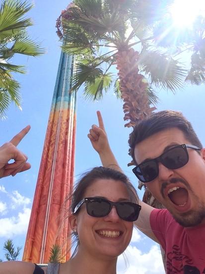 Busch Gardens by Scrivna