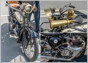 24th Apr 2016 - Old Bikes