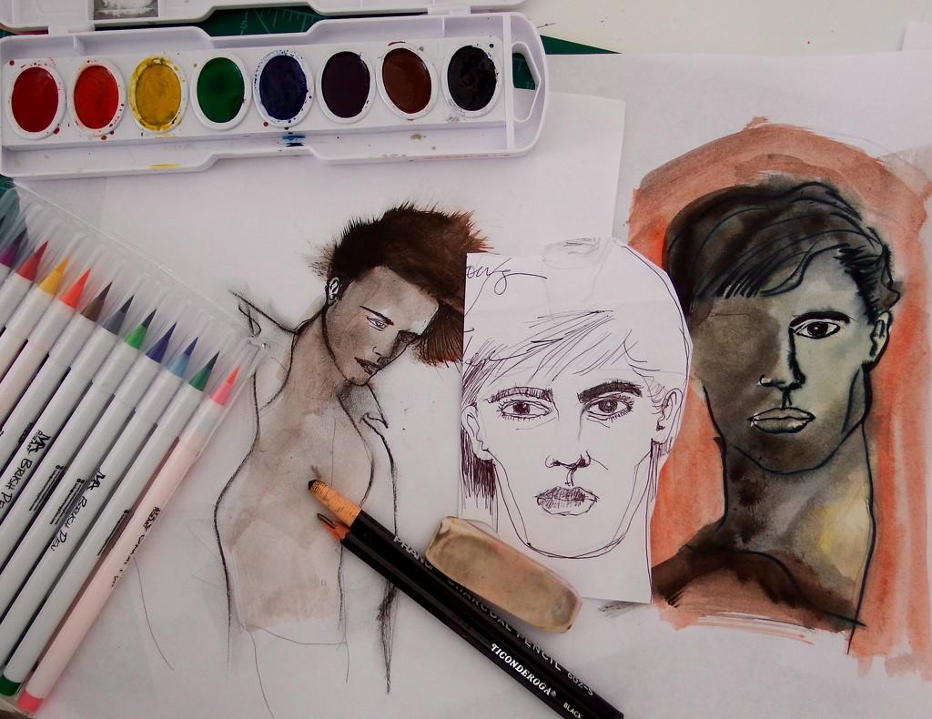 Sunday drawing mode by joemuli