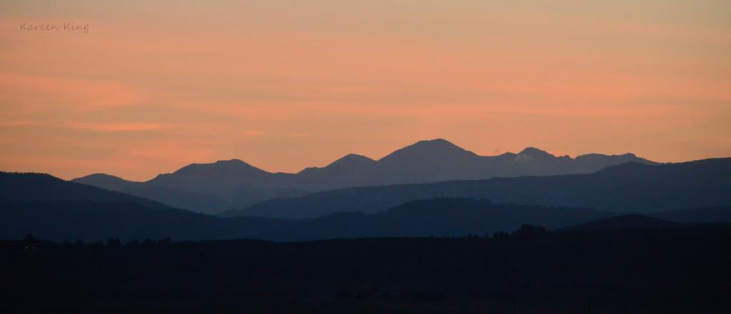 Not a Kansas Sunset :) by kareenking