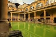 19th Apr 2016 - Bath Roman Baths