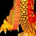 Behind the Dragon by kerosene