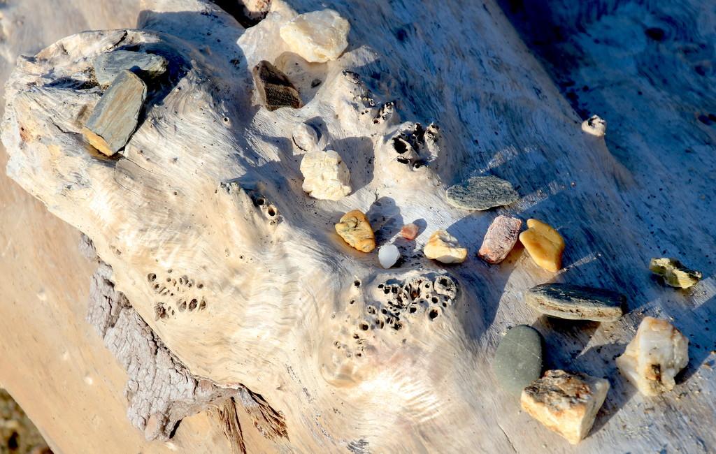 Stone collection by kiwinanna