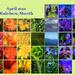 April Rainbow Calendar by milaniet