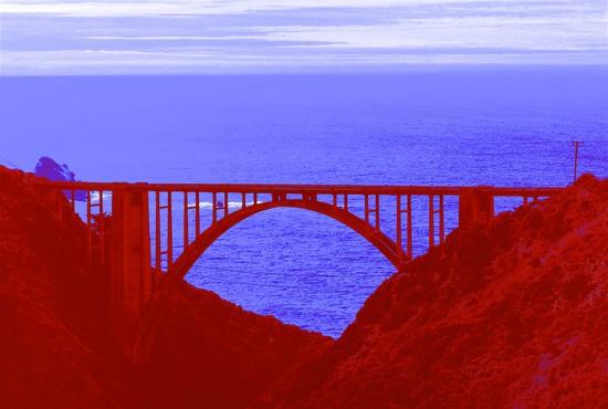 Bixby Bridge by peterdegraaff