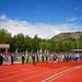Opening Ceremony of the Legion Track and Field meet