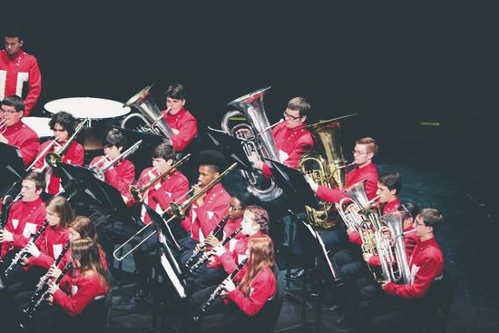 Symphonic Band @ State MPA by tskipper