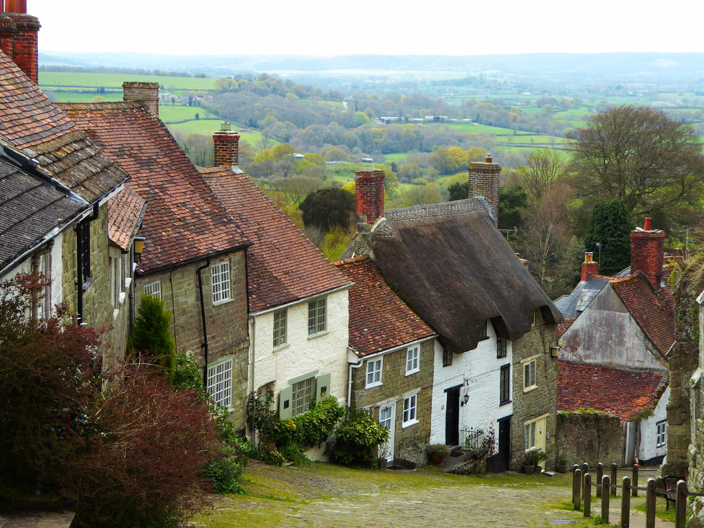 Gold Hill - Shaftesbury by cmp