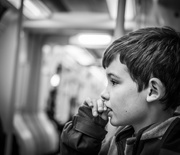 1st May 2016 - On the Tube