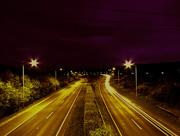 1st May 2016 - 01/05/16 Purple urbanscape...