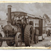 Traction Engine And Caravan