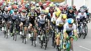2nd May 2016 - Tour de Yorkshire 2016 - Peloton